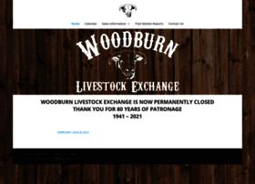 woodburnlivestockexchange.com