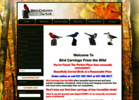 woodcarvedbirds.com