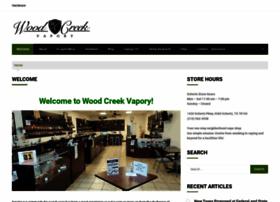 woodcreekvapory.com