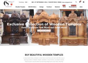 wooden-temple.com