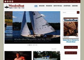 woodenboat.com