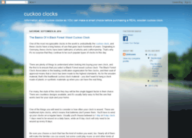 woodencuckoo.blogspot.com
