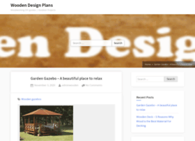 woodendesignplans.com