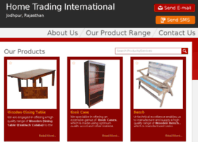 woodenfurnitureexporters.com
