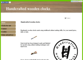 woodenhandmadeclocks.co.uk