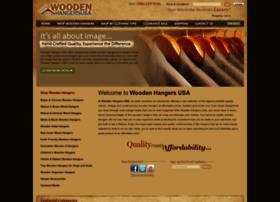 woodenhangersusa.com