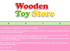 woodentoystore.co.uk