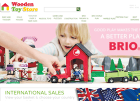 woodentoystore.com