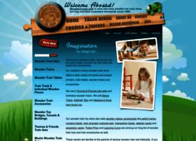 woodentracks.com