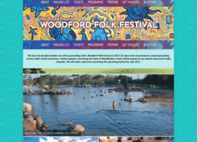 woodfordfolkfestival.com