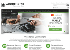 woodforestbank.com