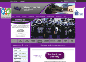 woodhavenhs.sharpschool.net