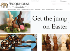 woodhousechocolate.com