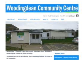 woodingdeancommunitycentre.org