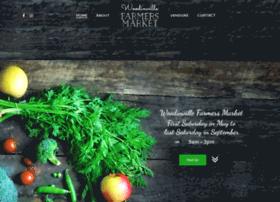 woodinvillefarmersmarket.com