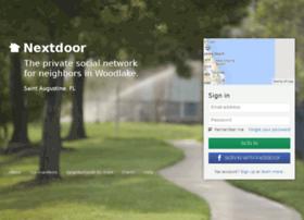 woodlakefl.nextdoor.com