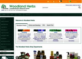 woodlandherbs.co.uk