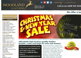 woodlandleathers.co.uk