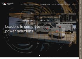 woodlands-generators.com
