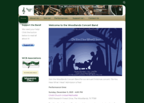 woodlandsband.org