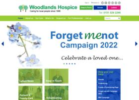 woodlandshospice.org