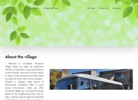 woodlandsvillage.com.au