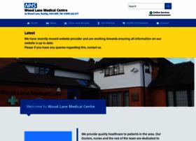woodlanesurgery.nhs.uk
