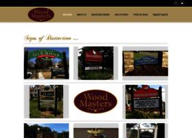 woodmastersigns.com