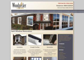 woodpecker-sash-windows.com