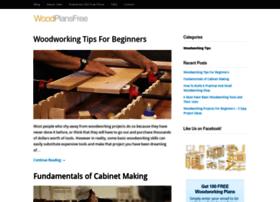 woodplansfree.com