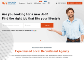 woodrecruitment.com.au