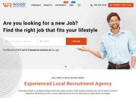 woodrecruitment.com.au