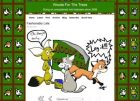 woodsforthetrees.thecomicseries.com