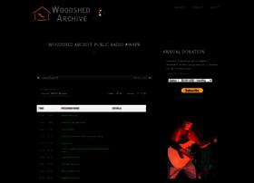 woodshedarchive.org