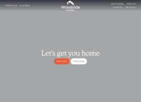 woodside-homes.com