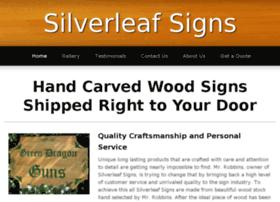 woodsignsbyhand.com
