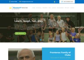 woodsmilltennis.com