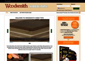 woodsmithvideotips.com
