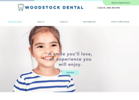 woodstockdental.net