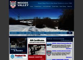 woodsvalleyskiarea.com