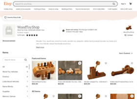 woodtoyshop.com