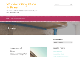 woodworkingplans4free.com