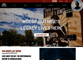 woodyguthriecenter.org