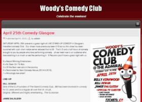woodyscomedyclub.com