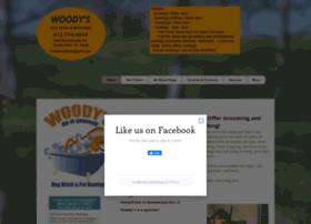 woodysdogbath.com