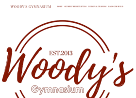 woodysgym.co.uk