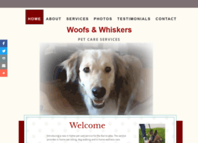 woofsandwhiskerspetcare.ca