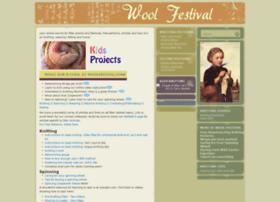 woolfestival.com