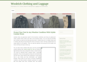 woolrichcloths.wordpress.com