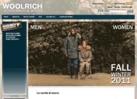 woolrichmoda.net